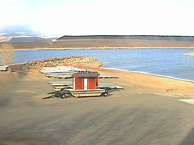 Crowley Lake Web Cam - from The Trout Fly